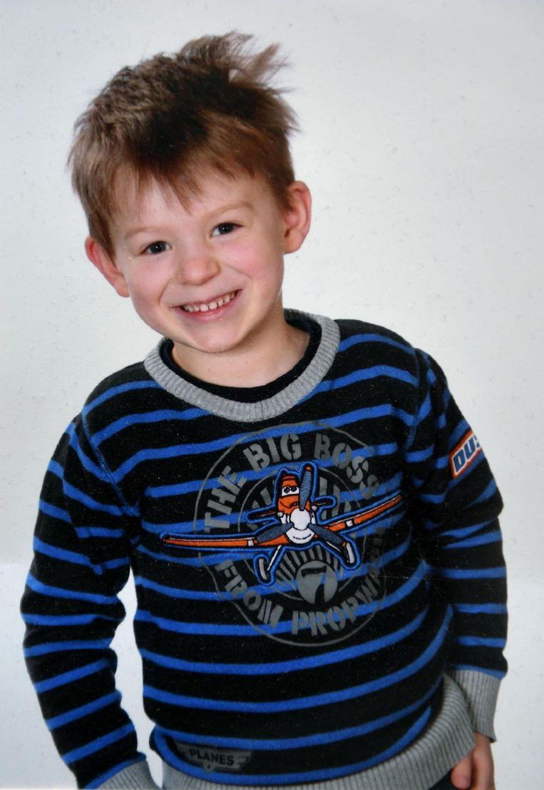 De twee kindjes van Stefaan verblijven momenteel bij hun moeder in Polen