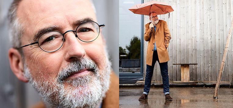"""Ronald Giphart: """"Een leven zonder vrienden kan ik me niet voorstellen"""""""