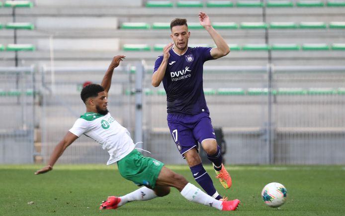Luka Adzic trekt op huurbasis naar Ankaragücü.