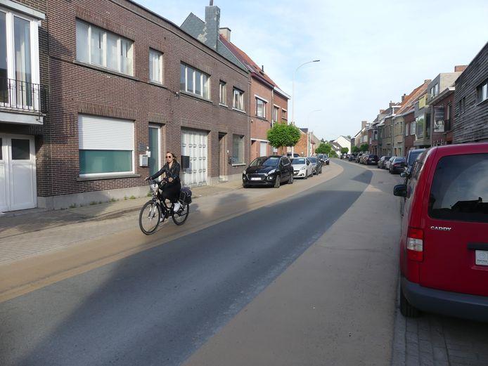 De Poelstraat wordt een fietsstraat.