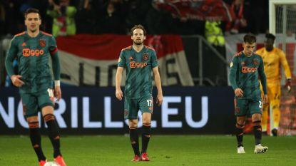 Football Talk (4/3). En nu ligt Ajax ook uit de beker - Januzaj speelt finale Copa del Rey - Meunier schakelt Denayer uit (1-5)