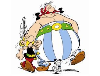 Schetsen voor onafgewerkt album van Asterix ontdekt