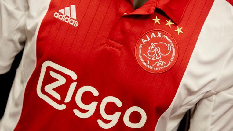 Shirt van Ajax Beeld ANP