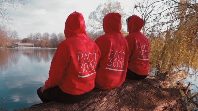 De jongeren van PACT3000 zijn erg begaan met de mentale gezondheid van hun leeftijdsgenoten.