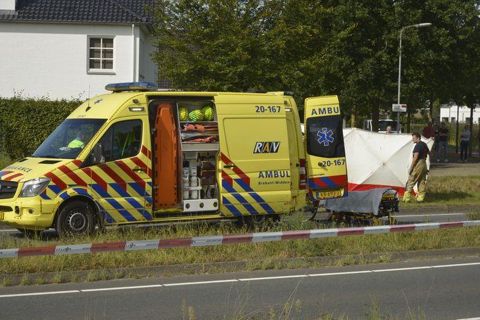 Een 75-jarige vrouw uit Etten-Leur is dinsdag om het leven gekomen bij een ongeval op de Westerparklaan.