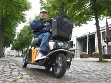 Sint Anthonis meest toegankelijke gemeente? 'Je trilt uit je scootmobiel als je over die kinderkopjes rijdt'