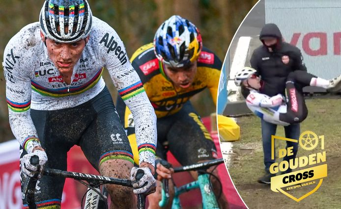 Wout van Aert, Mathieu van der Poel én Eli Iserbyt ontbraken in de winnende Gouden Cross-ploeg. Strategische keuzes, zo blijkt nu.