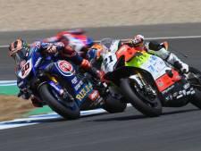 Motorracer Van der Mark zevende in WK Superbike Jerez