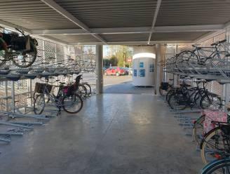Deze zomer nieuwe fietsenstalling aan station Aalter