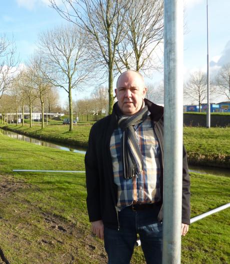 Kunstveld van OMC  Dordrecht wordt niet verplaatst