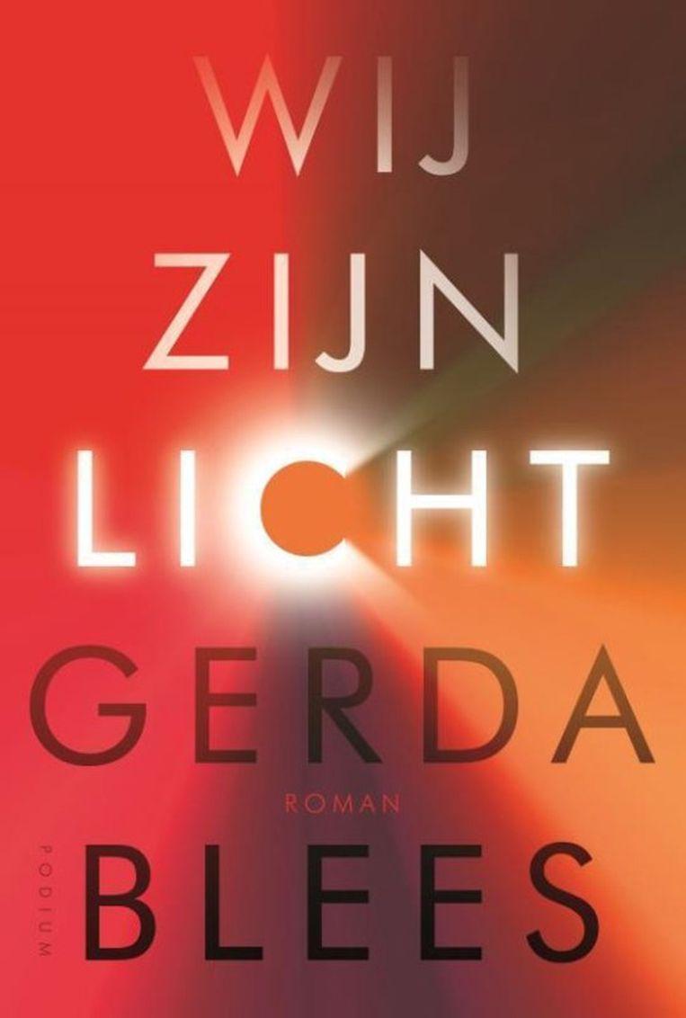 Wij zijn licht van Gerda Blees. Beeld