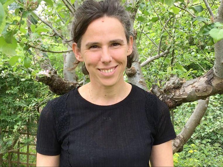 Leonoor Wijnans, vaccinexpert van het College ter Beoordeling van Geneesmiddelen (CBG). Beeld Prive