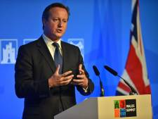 Cameron: onthoofding Brit is 'het pure kwaad'