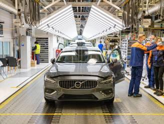 Voor 3,2 miljard euro minder auto's uitgevoerd in eerste lockdown