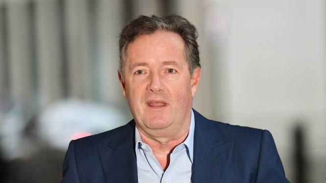 """Piers Morgan blijft uithalen naar Harry en Meghan: """"Ik krijg steun van de koninklijke familie"""""""
