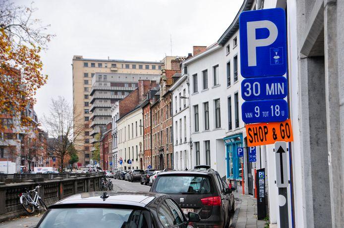 De Lei in Leuven