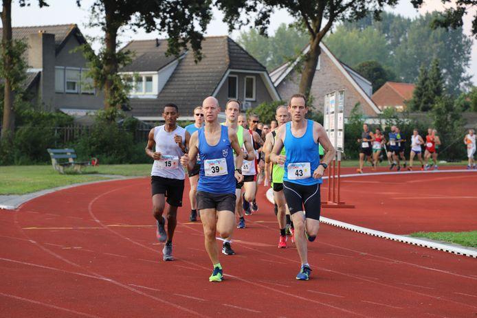hardloopwedstrijd Steenbergen