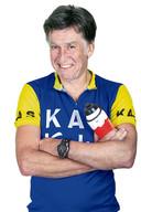 Sportjournalist Ad Pertijs