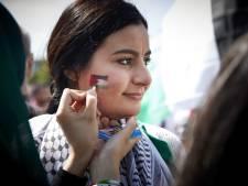 Geen voorwaarden Gaza-demonstratie Utrecht
