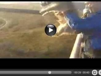 Politie vat dierenbeul die hondje van brug smeet