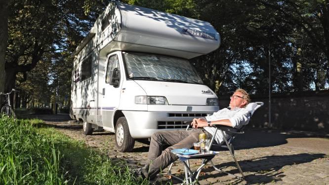 Bredase camperplaatsen steeds meer in trek
