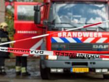 Uitslaande brand op bedrijventerrein Staphorst onder controle