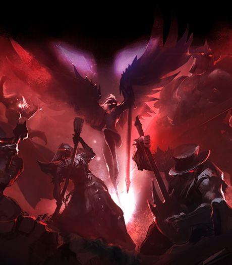 Virtuele band treedt dit weekend op bij Amerikaanse League of Legends-finale