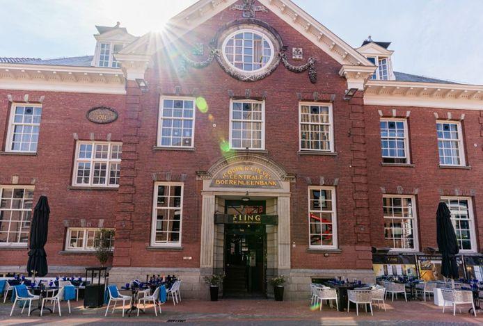 Restaurant Fling aan de Dommelstraat in Eindhoven moet deuren voor twee weken sluiten.