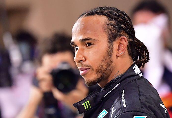 Positif au coronavirus, Lewis Hamilton manquera l'avant-dernier Grand Prix de la saison.