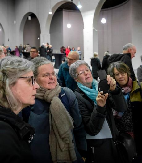 Er komt weer reuring in lege, kille San Salvatorkerk