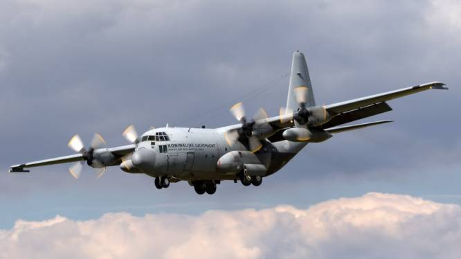 """Defensie in Nederland waarschuwt voor nieuwe militaire oefening boven Weelde: """"Dat is onze laagvliegzone"""""""