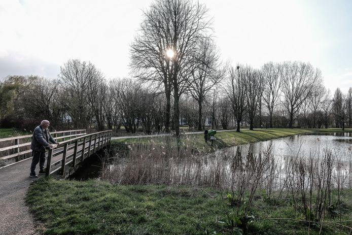 Park Rosorum in Zevenaar.