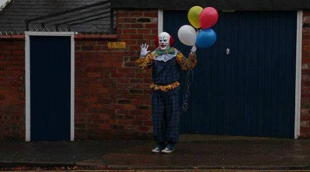 De gevreesde clown