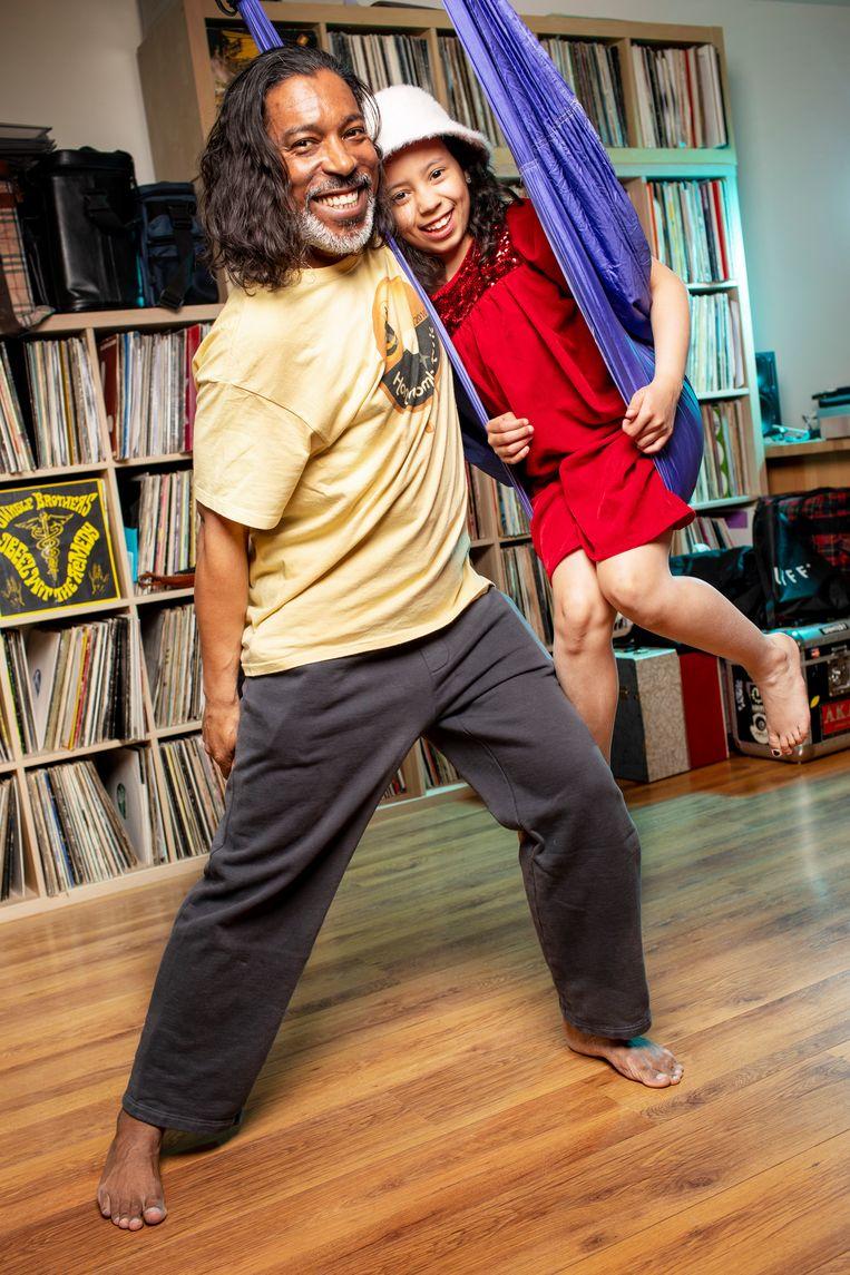 Carlos en Tara. Beeld Harmen de Jong