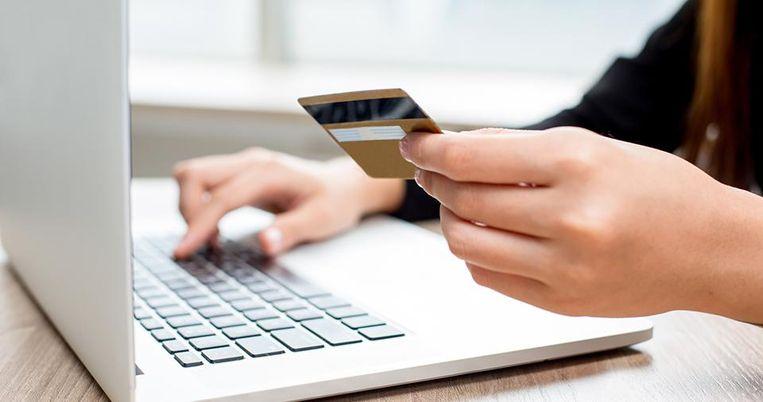 Het aantal creditcards stijgt dit jaar naar verwachting naar 488 miljoen. Beeld thinkstock