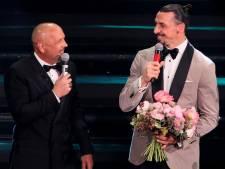 Zlatan probeert het op festival als zanger: wat kan die man voetballen hè!