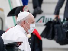 Paus Franciscus bezoekt als eerste katholieke kerkvorst Irak