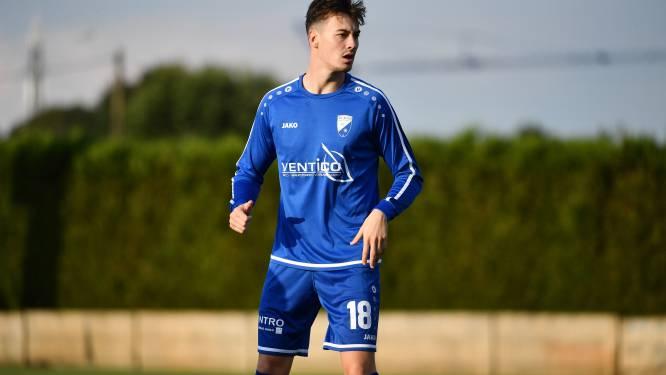 """Elias Truyers komt over van Beringen: """"Bij Lille United wacht een grote uitdaging"""""""