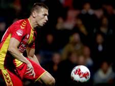 Jong GA Eagles wint oefenduel van Sander Duits' RKC