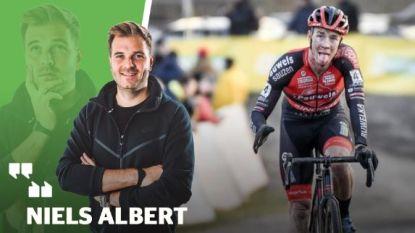 """Huisanalist Niels Albert ziet Sweeck het BK veldrijden winnen: """"Merlier gaat Iserbyt aan de leiband houden"""""""