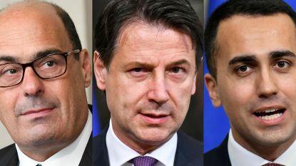 PD en Vijfsterrenbeweging hervatten Italiaanse regeringsonderhandelingen