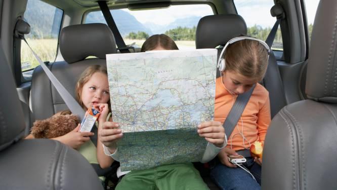 Schreeuwende kinderen op de achterbank? Niet met deze tips!