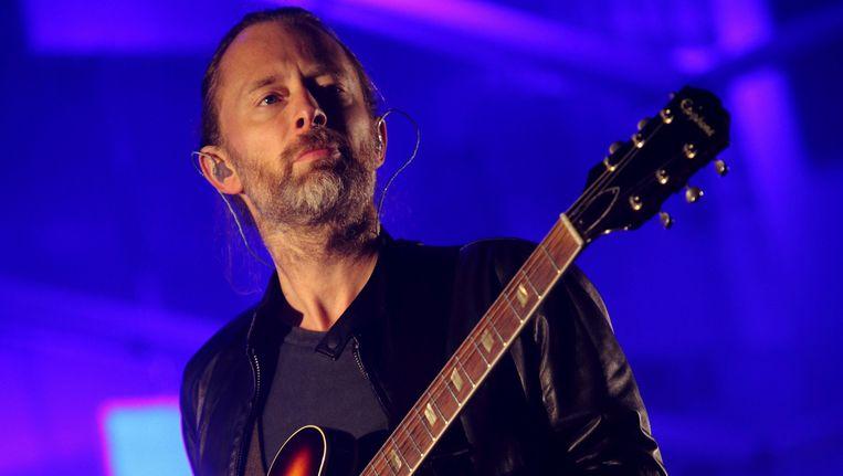 Thom Yorke. Beeld John Davisson/Invision/AP