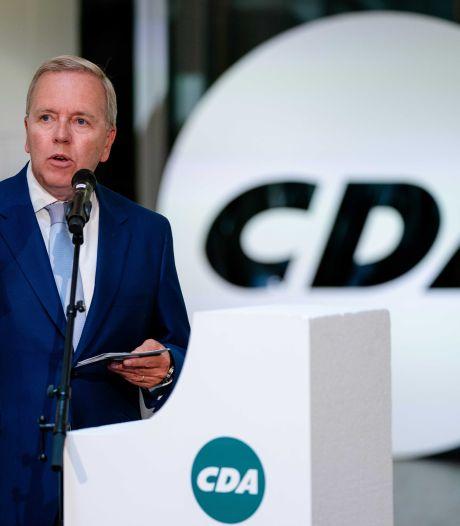 Partijvoorzitter CDA: ik betreur, maar respecteer vertrek van De Jonge