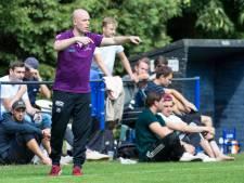 Trainer Danny Heiming verlengt bij Kolping-Dynamo