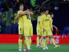 Danjuma redt in blessuretijd punt voor Villarreal