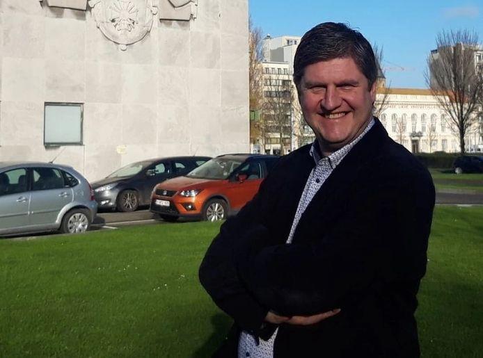 Jürgen Seys wordt de nieuwe financieel directeur van Oostende
