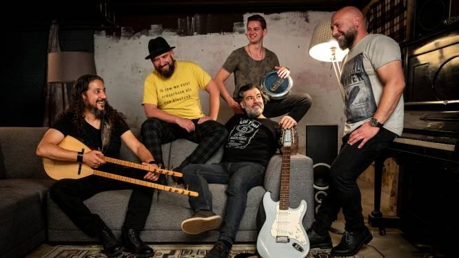 Makas organiseert Turkse avond in Effenaar: 'We zijn een oer-Brabantse Anatolische rockband'
