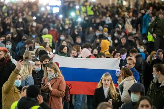 Moscou, 21 avril