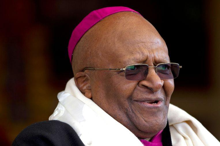 Desmond Tutu Beeld AP